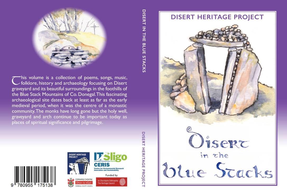 disert book cover